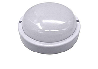 ЖКХ Светодиодный Led светильник накладной IP65 (пыле-влагозащищённый) круг 18w Avaton