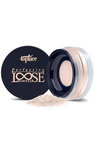 Пудра рассыпчатая TopFace Perfective Loose Compact Powder PT255 №03