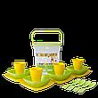 Набор посуды  для пикника на 4 персоны в емкости, фото 3