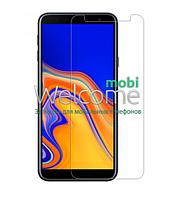 Защитное стекло Samsung J415/J610 Galaxy J4 Plus/J6 Plus (2018) (0.3 мм, 3D, с олеофобным покрытием) Самсунг