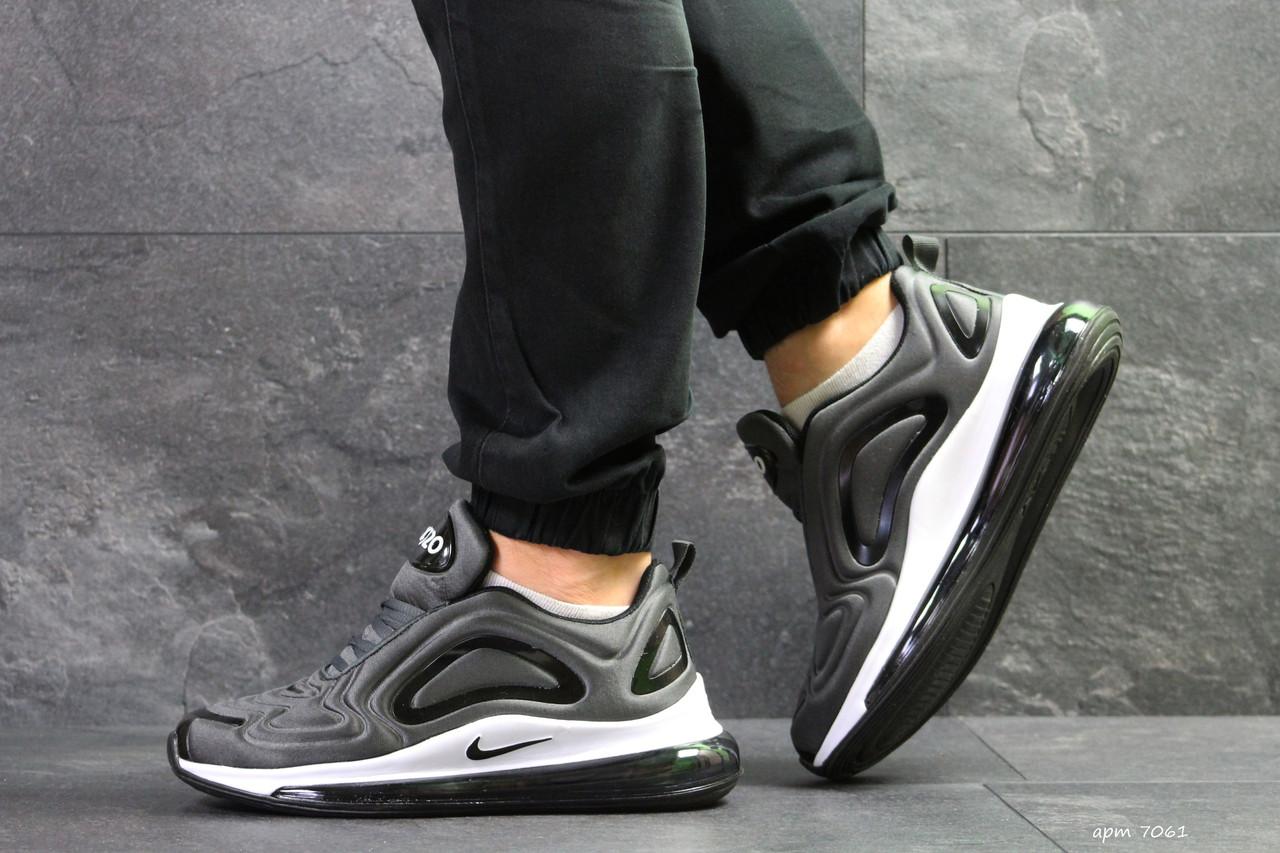cdb37d2c Мужские кроссовки Nike Air 720, серые (ТОП Реплика): продажа, цена в ...