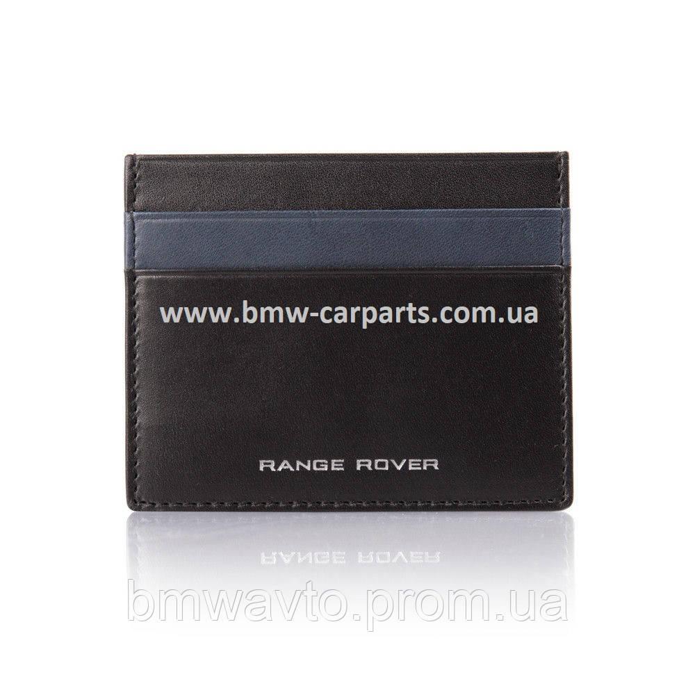 Шкіряний футляр для кредитних карт Range Rover Card Holder