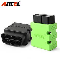 Диагностический автосканер Ancel OBD2 ELM327 v1.5 WiFi для Android, iOS, Windows PIC18F25K80 Black