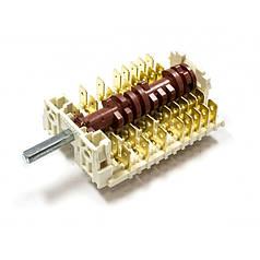 Перемикач режимів для духовки плити Indesit 11HE/119 C00114510.