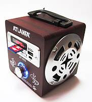 Портативная акустика ATLANFA AT-R62 (USB/FM/220V), фото 1