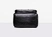 Рюкзак женский кожзам Claudia черный, фото 7