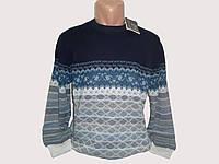 Мужской свитер с орнаментом Yamak