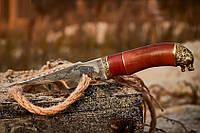 Нож ВОЛК, фото 1