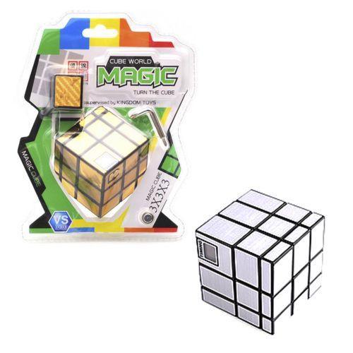 Кубик Рубика с таймером 3 х 3 х 3 (зеркальный)