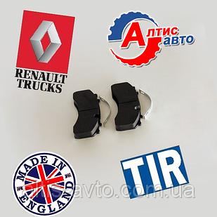 Тормозные колодки Renault Midlum Wabco PAN 19-2