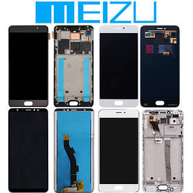 Дисплейные модули в сборе для смартфонов и планшетов Meizu