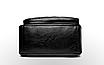 Рюкзак женский кожзам городской Be Young черный, фото 7
