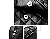 Рюкзак женский кожзам городской Be Young черный, фото 8