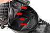 Рюкзак женский кожзам городской Be Young черный, фото 9