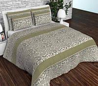 Бавовняна постільна білизна бязева (євростандарт) (Хлопковое постельное  бельё из бязи (евростандарт) dfb034380b517