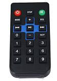 Мультиплеер с усилителем TDA7492P 2*25Вт USB TF FM AUX Bluetooth 4.2 12 -24V  D-класс Підсилювач  аудио плата, фото 6