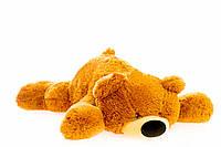 Большая мягкая игрушка медведь Умка 120 см медовый #I/N