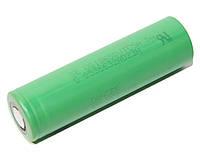 Аккумулятор 18650, 2600 mAh, Sony, 1 шт, Li-Ion, 20A, 4.2/3.6/2.0V (US18650VTC5A), перезаряжаемая батарейка