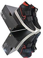 Air Jordan 1 Retro High Double Strap 'Black Red'  мужские женские кроссовки AQ7924-016