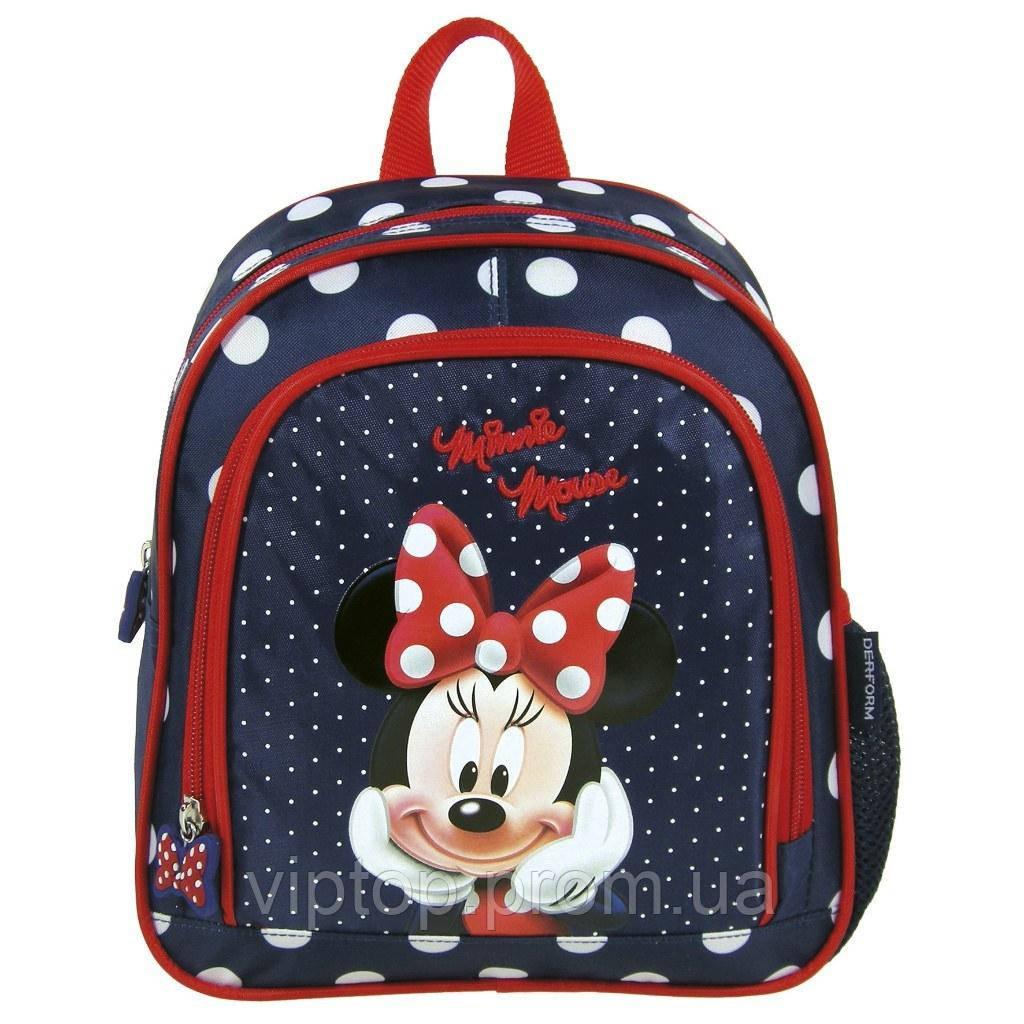 Дитячий дошкільний рюкзак Мінні Маус Disney Minnie Mouse