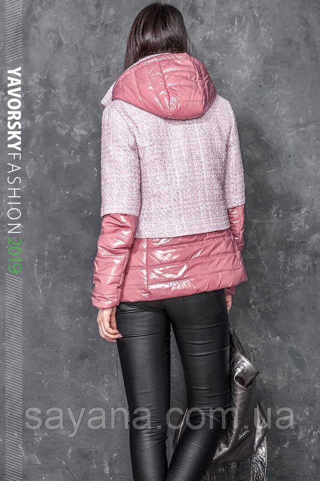 женская модная демисезонная куртка