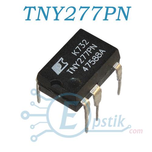 TNY277PN, ШИМ контроллер 700В, DIP7