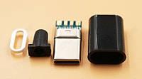 Разъем USB Type-C для смартфонов  Xiaomi, Samsung, Huawei, Sony, ASUS. Разборной.