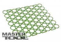 "MasterTool  Решетка для раковины ""Круг"" 285 * 255 мм, Арт.: 92-0089"