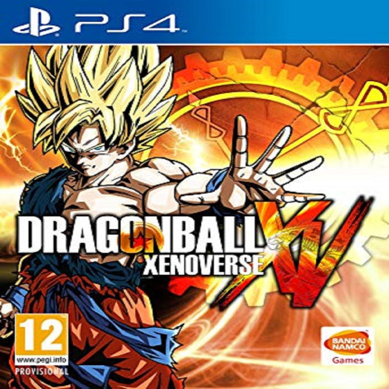 Dragon Ball Xenoverse ENG PS4 (Б/В)