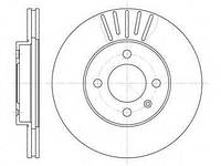 Тормозной диск передний  Сиат, Фольксваген (пр-во ROADHOUSE 6175.10)