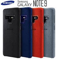 Оригинальный чехол Alcantara для Samsung Galaxy Note 9 N960, фото 1