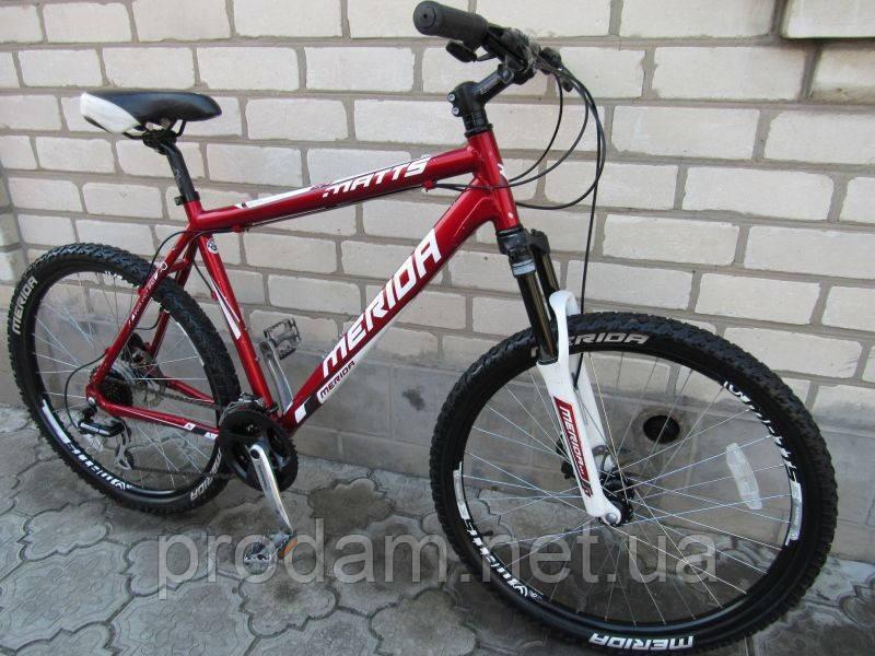 Велосипед Merida matts 1