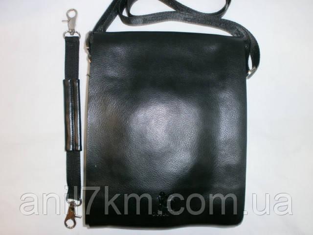 Чоловіча сумка через плече для грошей,документів