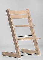 Регулируемый стульчик SMART Цвет: Натуральный