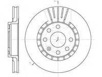 Гальмівний диск передній CHEVROLET, Деу Опель (пр-во ROADHOUSE 6178.10)