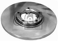 Тормозной диск передний Ford Transit, Форд Транзит (пр-во FEBI 03166)