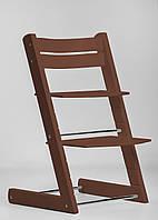 Регулируемый стульчик SMART Цвет: Орех