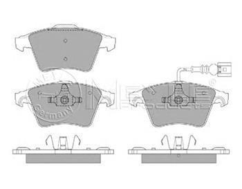 тормозные колодки фольксваген транспортер т5
