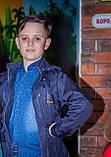 Дитячі куртки , одяг для хлопчиків 146-152, фото 3