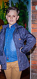 Дитячі куртки , одяг для хлопчиків 146-152, фото 4