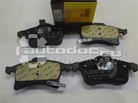 Тормозные колодки передние  CHEVROLET, Opel Astra G, Опель Астра G (пр-во BOSCH 0986424707)