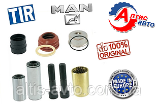 Ремкомплект суппорта Man L2000, Tgl 8.163 8.150 8.180