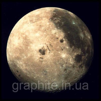 Графит на Луне