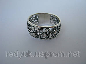 Серебряное кольцо Аурика