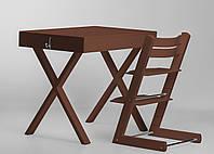 Супер многофункциональный стол SMART Цвет: Орех