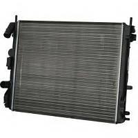 Радиатор охлаждения  Renault Logan, Дачия логан,  Рено (пр-во Asam 70206)
