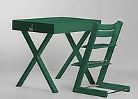 Супер многофункциональный стол SMART Цвет: Forest Green
