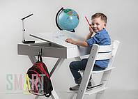 Супер многофункциональный стол + стул SMART Цвет: White