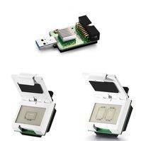 Сокет EMMC/EMCP + Сокет 2 в 1 EMMC/EMCP + USB3.0 SuperSpeed USD/EMMC Reader для EMMC Dongle