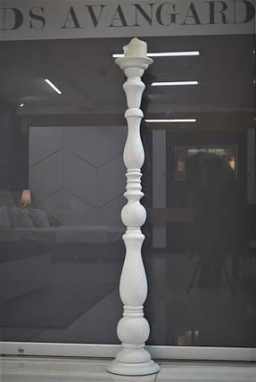 Подсвечники Amelli из массива высота 1350, фото 2
